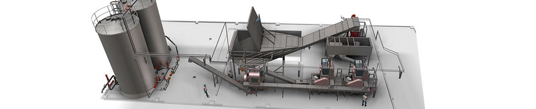 Truck Receival Biowaste