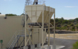 Live Bottom sludge silo outloadin-