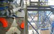 Vertical Sludge Conveyor System