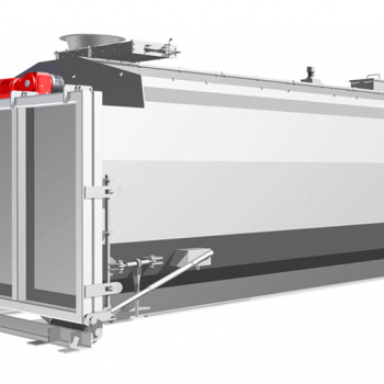 SPIROTAINER® containment and road transport