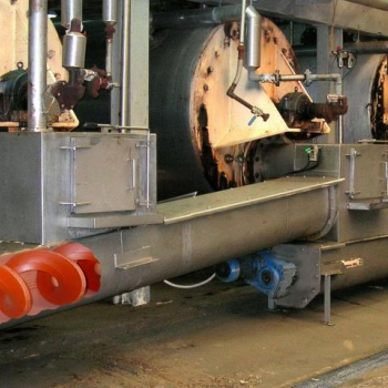 Rendering Plant conveying