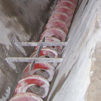Aerated Grit Chamber