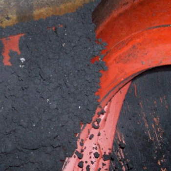 Extreme length sludge conveying