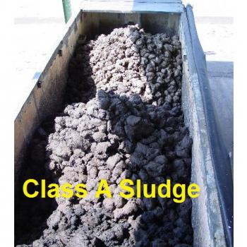 Class A Sludge