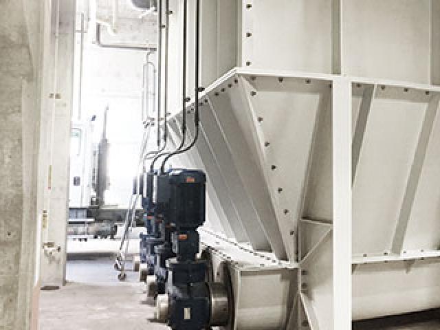 Biosolids Management System