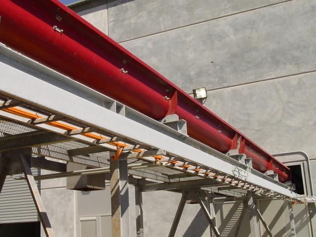 Desalination Plant Trough Fibreglass (Image 2)