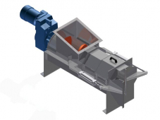 SPIROPAC heavy-duty shaftless screw press