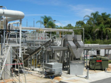 Screening & Grit plant, Inlet works package