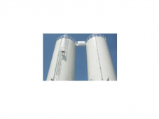 Sliding Frame silo system for sludge processing plant (2 x 200m3)