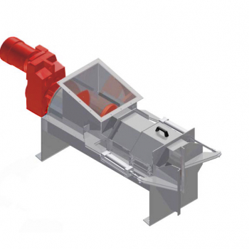 SPIROPAC Dewaterer & Compactor
