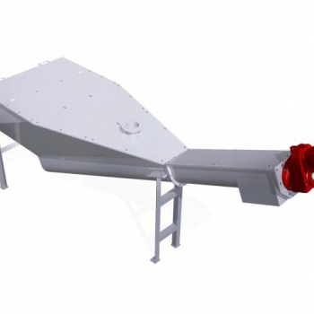 SANDSEP® Classifier 3D Model exterior
