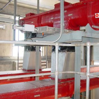 Desalination Plant Trough Fibreglass (Image 3)