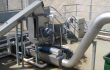SPIROWASH® High-Impact Installation, Sewage Screenings,Washing and Dewatering, Wash Compactor