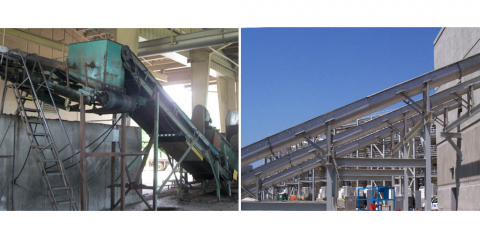 Choosing The Right Solids Material Solution Screw Conveyors Versus Conveyor Belts Spirac Solid Handling Solutions