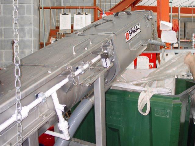 Brewery Grain Dewatering