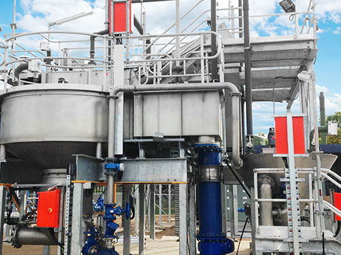 Prefabricated Package Treatment Plant